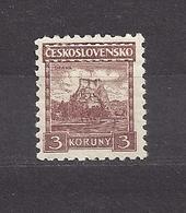 Czechoslovakia 1931 MNH ** Mi 290 OWz. Sc 136 Orava C2.  Tschechoslowakei - Czechoslovakia