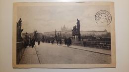 Praga - Praha - Hradcany S Karlova Mostu - 1929 [TM/Lpt100e] - Repubblica Ceca