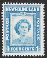 Newfoundland - Scott #269 MNH (1) - 1908-1947