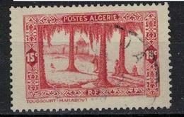 ALGERIE        N°  YVERT     N °  106       OBLITERE       ( O   2/ 26 ) - Algérie (1924-1962)