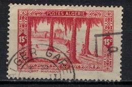 ALGERIE        N°  YVERT     N °  106     ( 1 )  OBLITERE       ( O   2/ 26 ) - Algérie (1924-1962)