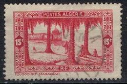 ALGERIE        N°  YVERT     N °  106     ( 2 )  OBLITERE       ( O   2/ 26 ) - Algérie (1924-1962)