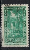 ALGERIE        N°  YVERT     N °  107             OBLITERE       ( O   2/ 27 ) - Algérie (1924-1962)