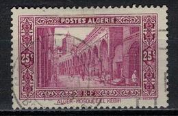 ALGERIE        N°  YVERT     N °  108       ( 1 )   OBLITERE       ( O   2/ 27 ) - Algérie (1924-1962)