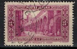 ALGERIE        N°  YVERT     N °  108       ( 2 )   OBLITERE       ( O   2/ 27 ) - Algérie (1924-1962)