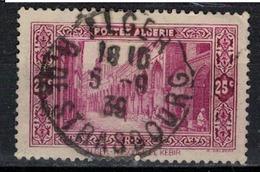ALGERIE        N°  YVERT     N °  108       ( 3 )   OBLITERE       ( O   2/ 27 ) - Algérie (1924-1962)