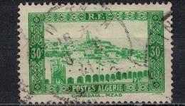 ALGERIE        N°  YVERT     N °  109         OBLITERE       ( O   2/ 27 ) - Algérie (1924-1962)
