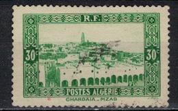 ALGERIE        N°  YVERT     N °  109     (1)    OBLITERE       ( O   2/ 27 ) - Algérie (1924-1962)