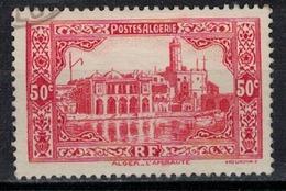 ALGERIE        N°  YVERT     N °  112    OBLITERE       ( O   2/ 27 ) - Algerien (1924-1962)
