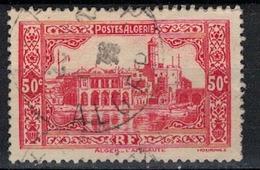 ALGERIE        N°  YVERT     N °  112   (1)  OBLITERE       ( O   2/ 27 ) - Algérie (1924-1962)