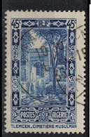 ALGERIE        N°  YVERT     N °  111 OBLITERE       ( O   2/ 28 ) - Algérie (1924-1962)