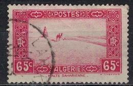 ALGERIE        N°  YVERT     N °  113 A           OBLITERE       ( O   2/ 28 ) - Algérie (1924-1962)