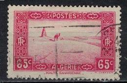 ALGERIE        N°  YVERT     N °  113 A  (1)         OBLITERE       ( O   2/ 28 ) - Algerien (1924-1962)