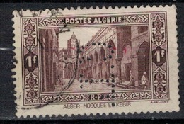 ALGERIE        N°  YVERT     N °  116        OBLITERE       ( O   2/ 28 ) - Algérie (1924-1962)
