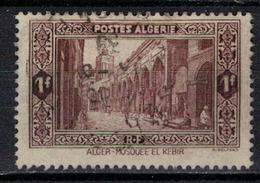 ALGERIE        N°  YVERT     N °  116   ( 2 )      OBLITERE       ( O   2/ 28 ) - Algérie (1924-1962)