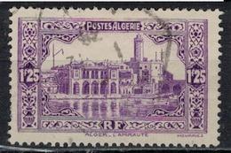 ALGERIE        N°  YVERT     N °  117     OBLITERE       ( O   2/ 28 ) - Algérie (1924-1962)