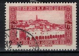 ALGERIE        N°  YVERT     N °  119               OBLITERE       ( O   2/ 29 ) - Algérie (1924-1962)