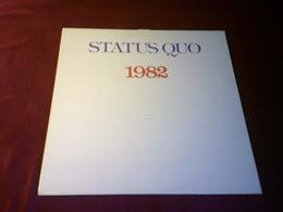 STATUS QUO  °°  1+9+8+2  1982 - Rock