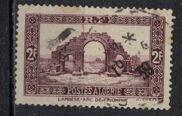 ALGERIE        N°  YVERT    120     OBLITERE       ( O   2/30 ) - Algérie (1924-1962)