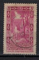 ALGERIE        N°  YVERT    122   (1)           OBLITERE       ( O   2/30 ) - Algérie (1924-1962)