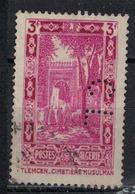 ALGERIE        N°  YVERT    122   (2)           OBLITERE       ( O   2/30 ) - Algérie (1924-1962)
