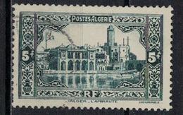 ALGERIE        N°  YVERT    124     OBLITERE       ( O   2/30 ) - Algérie (1924-1962)