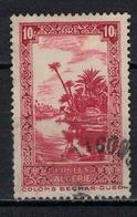 ALGERIE        N°  YVERT    125     OBLITERE       ( O   2/31 ) - Algérie (1924-1962)