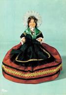 Poupée De France Costume Folklorique Quercinoise Quercy CPM Ou CPSM - Folklore