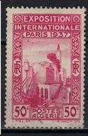 ALGERIE        N°  YVERT    127    (1)    OBLITERE       ( O   2/31 ) - Algérie (1924-1962)