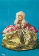 Poupée De France Costume Folklorique Pompadour  CPM Ou CPSM - Folklore