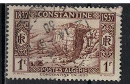ALGERIE        N°  YVERT    132   ( 1 )      OBLITERE       ( O   2/31 ) - Algérie (1924-1962)