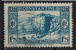 ALGERIE        N°  YVERT    133     OBLITERE       ( O   2/32 ) - Algerien (1924-1962)
