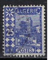 ALGERIE        N°  YVERT    136    ( 1 )          OBLITERE       ( O   2/32 ) - Algérie (1924-1962)
