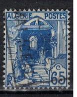 ALGERIE        N°  YVERT    137          OBLITERE       ( O   2/32 ) - Algérie (1924-1962)