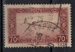 ALGERIE        N°  YVERT    138          OBLITERE       ( O   2/32 ) - Algérie (1924-1962)