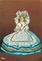 Poupée De France Costume Folklorique Lorraine  CPM Ou CPSM - Folklore