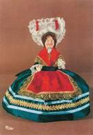 Poupée De France Costume Folklorique Champenoise  CPM Ou CPSM - Folklore