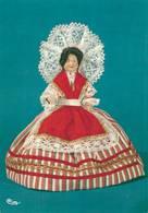 Poupée De France Costume Folklorique Picard Picarde  CPM Ou CPSM - Folklore