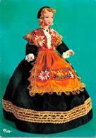 Poupée De France Costume Folklorique Savoyarde Savoie CPM Ou CPSM - Folklore