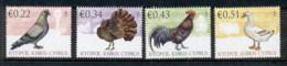 Cyprus 2009 Birds MUH - Cyprus (Republic)