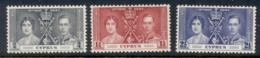 Cyprus 1937 Coronation MUH - Cyprus (Republic)