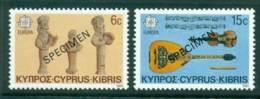 Cyprus 1985 Europa SPECIMEN MUH Lot23543 - Cyprus (Republic)