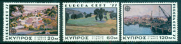 Cyprus 1977 Europa, Landcapes MUH Lot65677 - Cyprus (Republic)