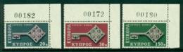 Cyprus 1968 Europa MUH Lot16723 - Cyprus (Republic)