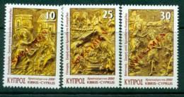 Cyprus 2000 Xmas SPECIMEN MUH Lot23542 - Cyprus (Republic)