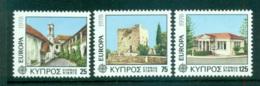 Cyprus 1978 Europa, Architecture MUH Lot65707 - Cyprus (Republic)
