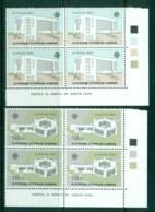 Cyprus 1987 Europa Cnr Blk 4 MUH - Cyprus (Republic)