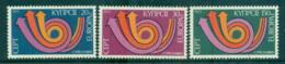 Cyprus 1973 Europa, Post Horn, Arrow MUH Lot65576 - Cyprus (Republic)