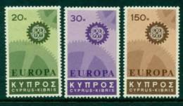 Cyprus 1967 Europa MH Lot15310 - Cyprus (Republic)