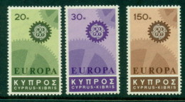 Cyprus 1967 Europa MUH Lot16719 - Cyprus (Republic)